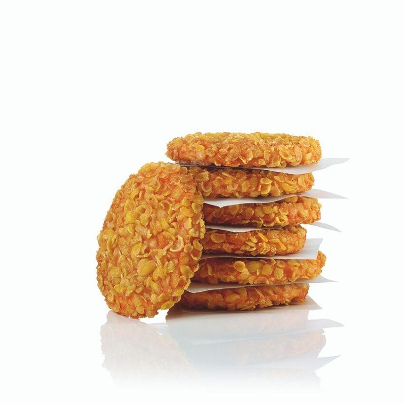 Crunchy Chik'n Burger – SALOMON FoodWorld® GmbH 7XIG2